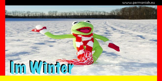 [Im Winter - zimą]