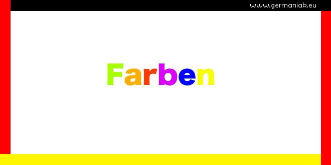 [Farben - kolory]