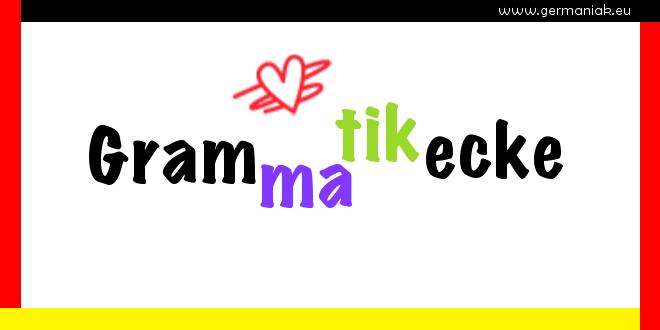 Grammatikecke